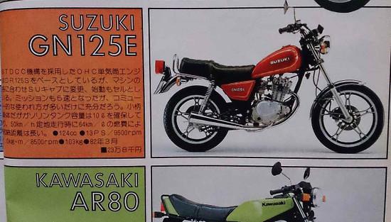 Gn125e